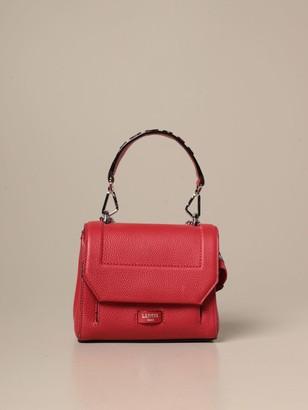 Lancel Mini Bag Ninon Bag In Grained Leather