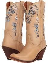 Dan Post Flower Girl Women's Pull-on Boots