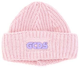 GCDS Giuly Knit Beanie