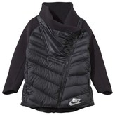 Nike Black Sportswear Tech Fleece Aeroloft Cape