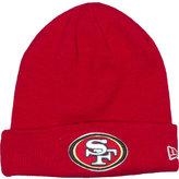 New Era San Francisco 49ers Basic Cuff Knit Hat