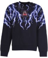 Alexander Wang Lightning Collage Sweatshirt From