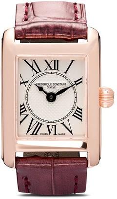Frederique Constant Classics Carree Ladies 23 x 21mm