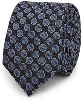 Reiss Ernest Dotted Silk Tie
