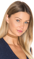 Vanessa Mooney Cut Out Choker