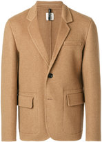 Santoni two button blazer