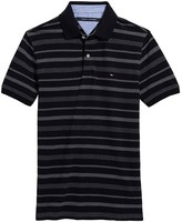 Tommy Hilfiger Slim Fit Stripe Polo