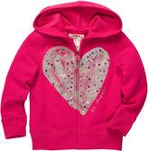 Osh Kosh Embellished Fleece Hoodie