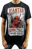 Marvel Deadpool Armed and Dangerous T-shirt