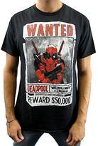 Marvel Deadpool Armed N Dangerous Adult T-Shirt
