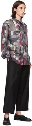 Davi Paris Multicolor Crepuscule Shirt