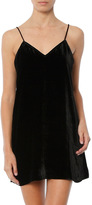 SALE CAMI NYC The Backless Velvet Dress