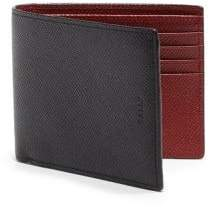 Bally Bollen Leather Wallet