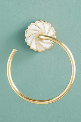 Anthropologie Gracie Towel Ring