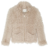 IRO Kald shearling jacket