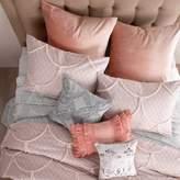 Peri Chenille Scallop Pillow Sham