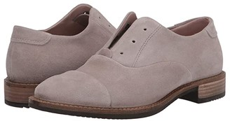 Ecco Sartorelle 25 Tailored Slip-On (Grey Rose) Women's Shoes
