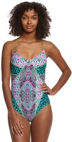 Betsey Johnson Arabian Nights One Piece Swimsuit 8157028