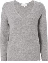 Mason Zip Detail Side Sweater