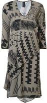 Zero Maria Cornejo 'Lulu Blanket' dress - women - Spandex/Elastane/Viscose - 8