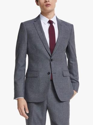 KIN Semi Plain Slim Fit Wool Blazer