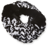 Surell Rex Rabbit Fur Headband