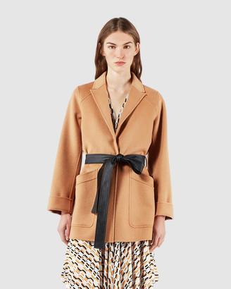 Maje Gwen Coat
