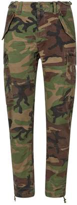 Polo Ralph Lauren Slim Fit Camouflage Trousers