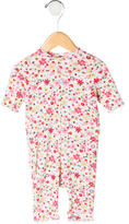 Catimini Girls' Floral All-In-One