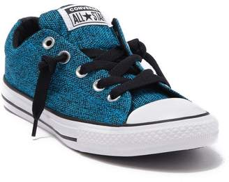 Converse Chuck Taylor All Star Slip-On Lace Sneaker (Little Kid & Big Kid)