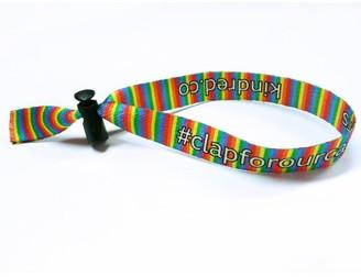 Little Mistress X Kindred Rainbow Thank You Nhs Rainbow Wristband
