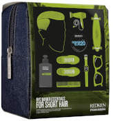 Redken Kit Buzz Cut - Barber Essentials Kit (Short Men's Hair)