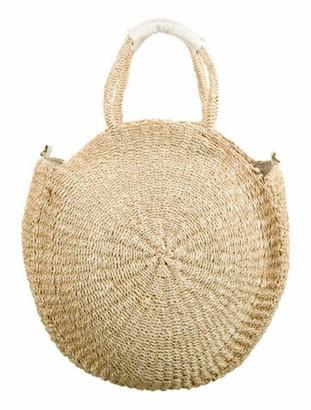 Clare Vivier Alice Handle Bag Brass