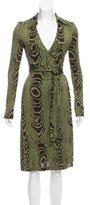 Diane von Furstenberg Jeanne Silk Dress