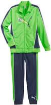 Puma 2-Pc. Track Jacket and Track Pants Set, Little Boys (4-7)