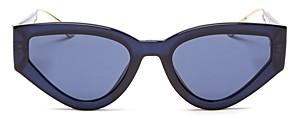 Christian Dior Women's Dior1 Cat Eye Sunglasses, 53mm
