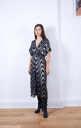 Masscob Astrid Dress - XS / Navy