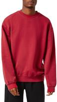 Topman Oversize Sweatshirt