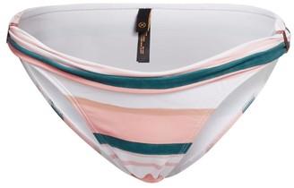 Vix By Paula Hermanny Chimera Striped Bikini Bottom