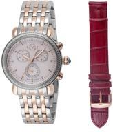 Women's Marsala Diamond Quartz Watch