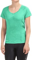 Sugoi Verve Cycling Jersey - Short Sleeve (For Women)