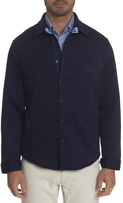 Robert Graham Renson Tailored-Fit Shirt Jacket