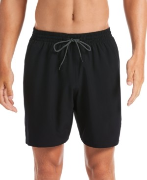"Nike Men's Essential Vital Quick-Dry 7"" Swim Trunks"