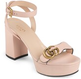Gucci GG Platform Sandal