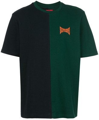 Supreme Split short-sleeve T-shirt