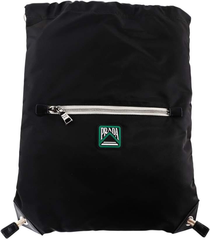31d2f6391147 Prada Backpacks For Men - ShopStyle UK