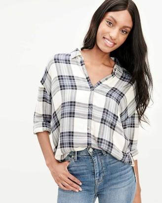 Splendid Birch Plaid Shirt
