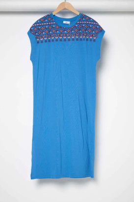 Closed Em Dress - xs | blue - Blue/Blue