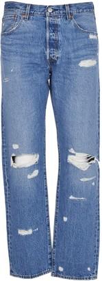 Levi's Levis 501 93 Straight Jeans