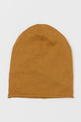 H&M Silk-blend hat